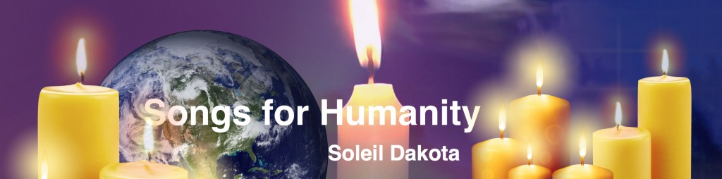 Songs For Humanity website